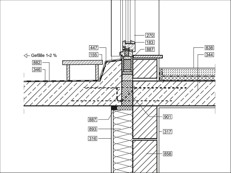 Standard Detail Sammlung Neubau Dammstoffe Fachbucher