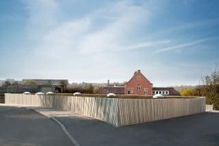 sekundarschule braamcamp freire in pontinha beton. Black Bedroom Furniture Sets. Home Design Ideas