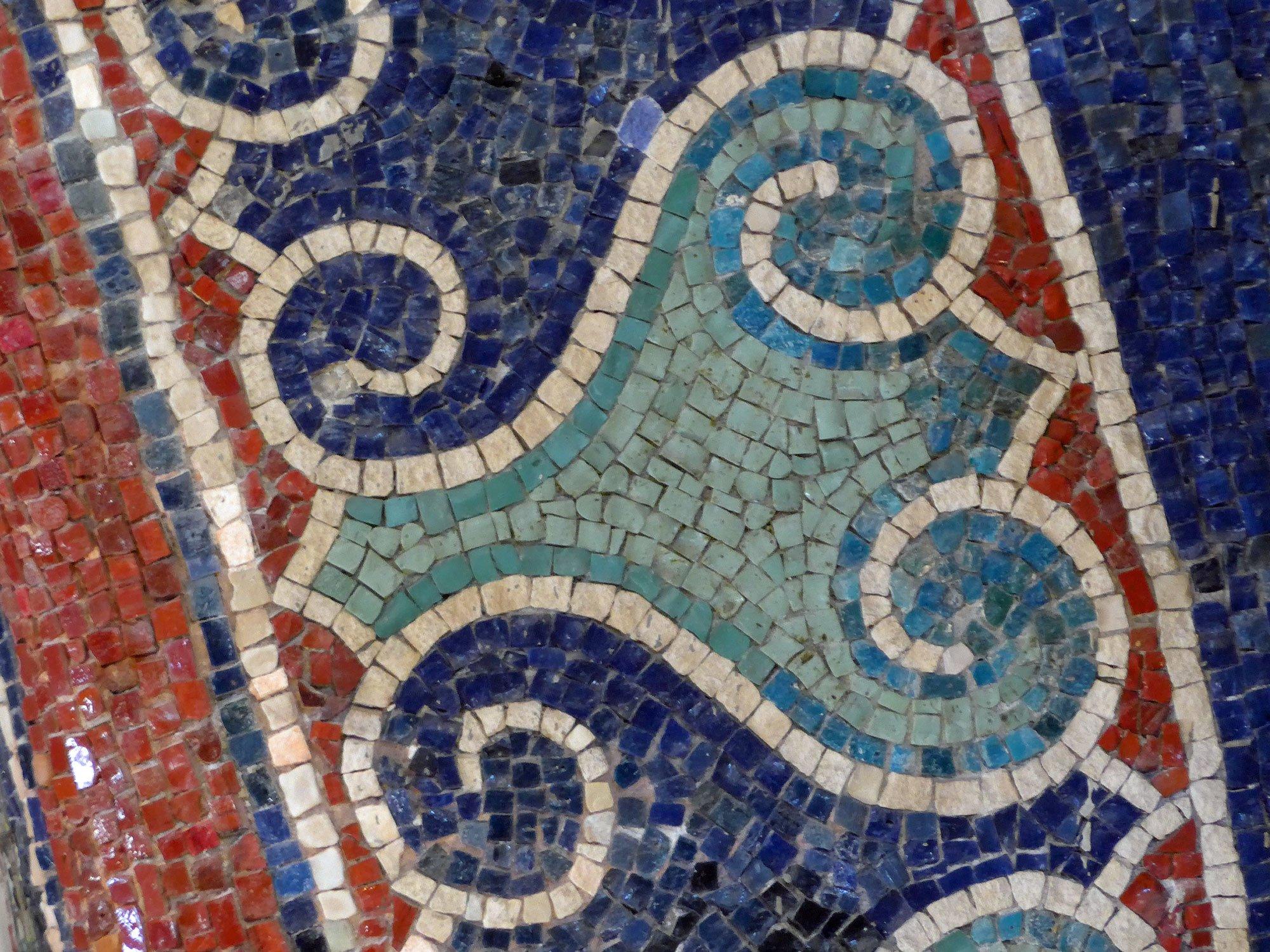 Mosaikfliesen fliesen und platten glossar baunetz wissen - Rechteckige fliesen verlegen ...