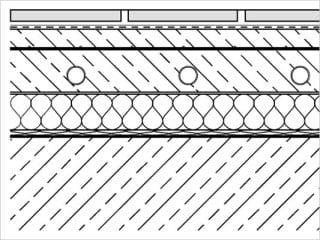 Trittschalldammung Fliesen Und Platten Glossar Baunetz Wissen