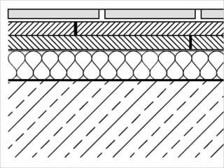 trockenestrich fliesen und platten glossar baunetz wissen. Black Bedroom Furniture Sets. Home Design Ideas