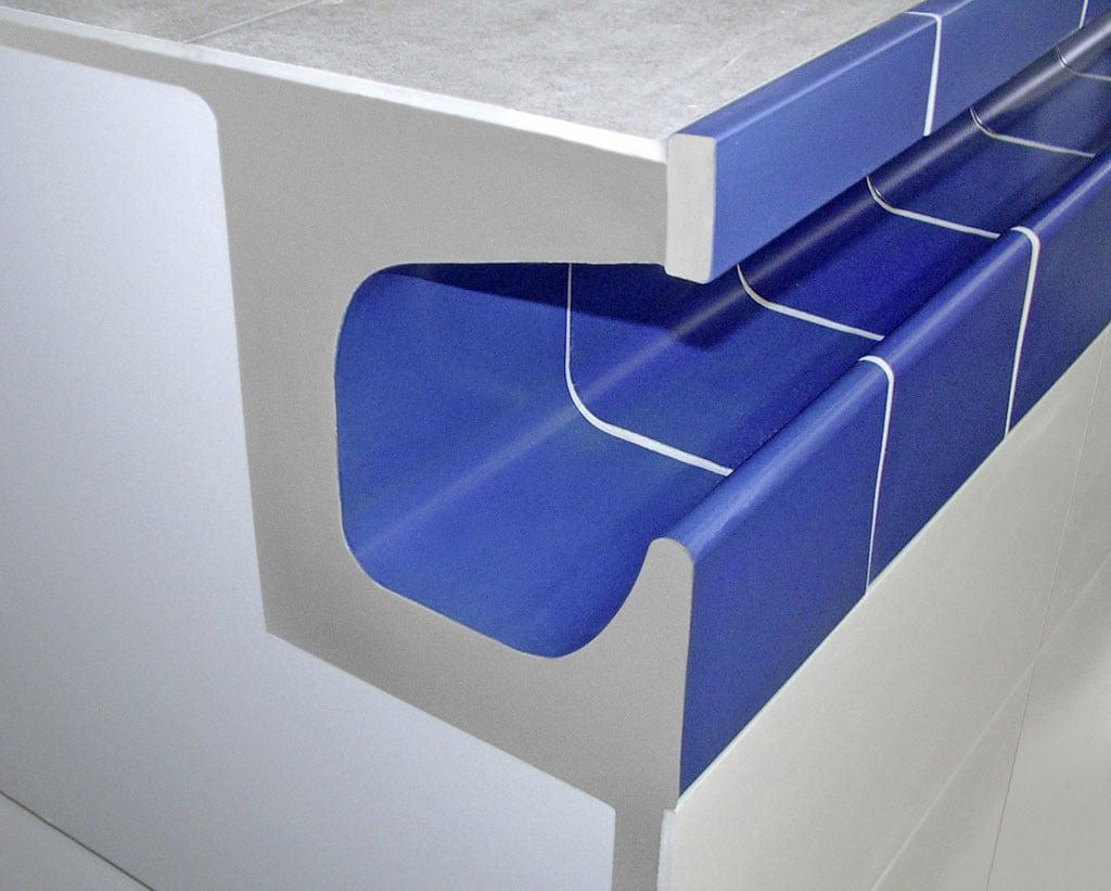 formteile fliesen und platten zubeh r baunetz wissen. Black Bedroom Furniture Sets. Home Design Ideas