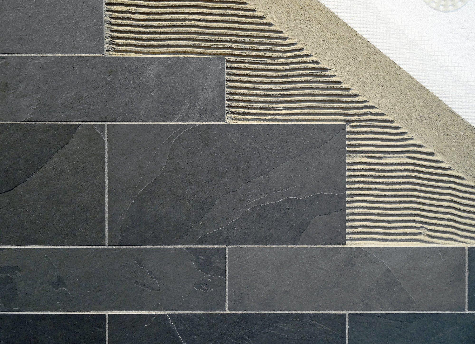 fassadenkonstruktion angem rtelte fassade fliesen und platten fassaden baunetz wissen. Black Bedroom Furniture Sets. Home Design Ideas