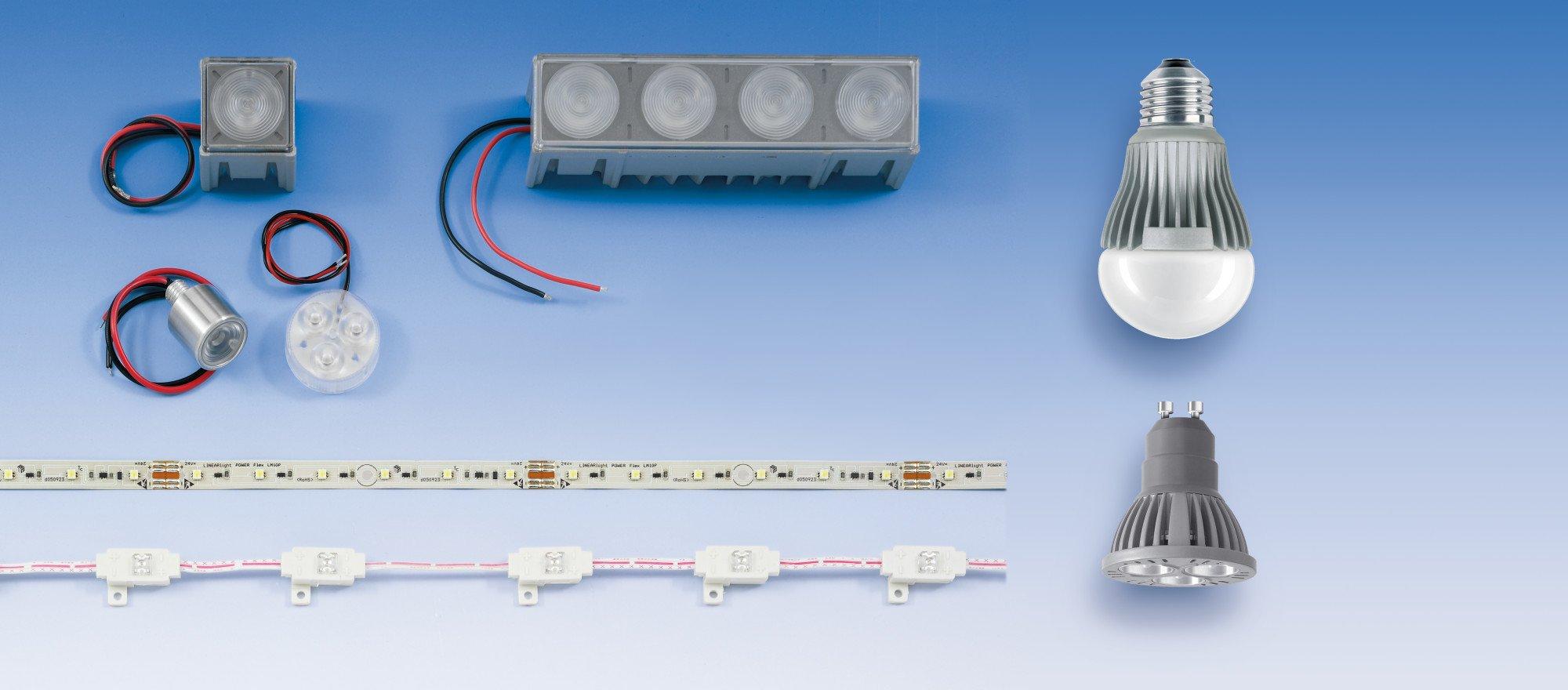 LED-Lampen   Elektro   Beleuchtung   Baunetz_Wissen