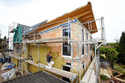 modernisierung einer doppelhaush lfte in bochum d mmstoffe wohnen baunetz wissen. Black Bedroom Furniture Sets. Home Design Ideas