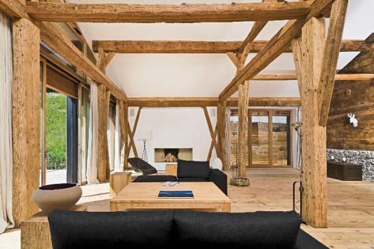bauernhaus in nu dorf am inn sonnenschutz wohnen baunetz wissen. Black Bedroom Furniture Sets. Home Design Ideas