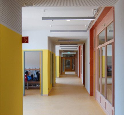 plusenergie grundschule in hohen neuendorf heizung. Black Bedroom Furniture Sets. Home Design Ideas