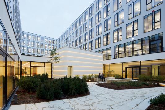 Bürogebäude Haus 1 in München