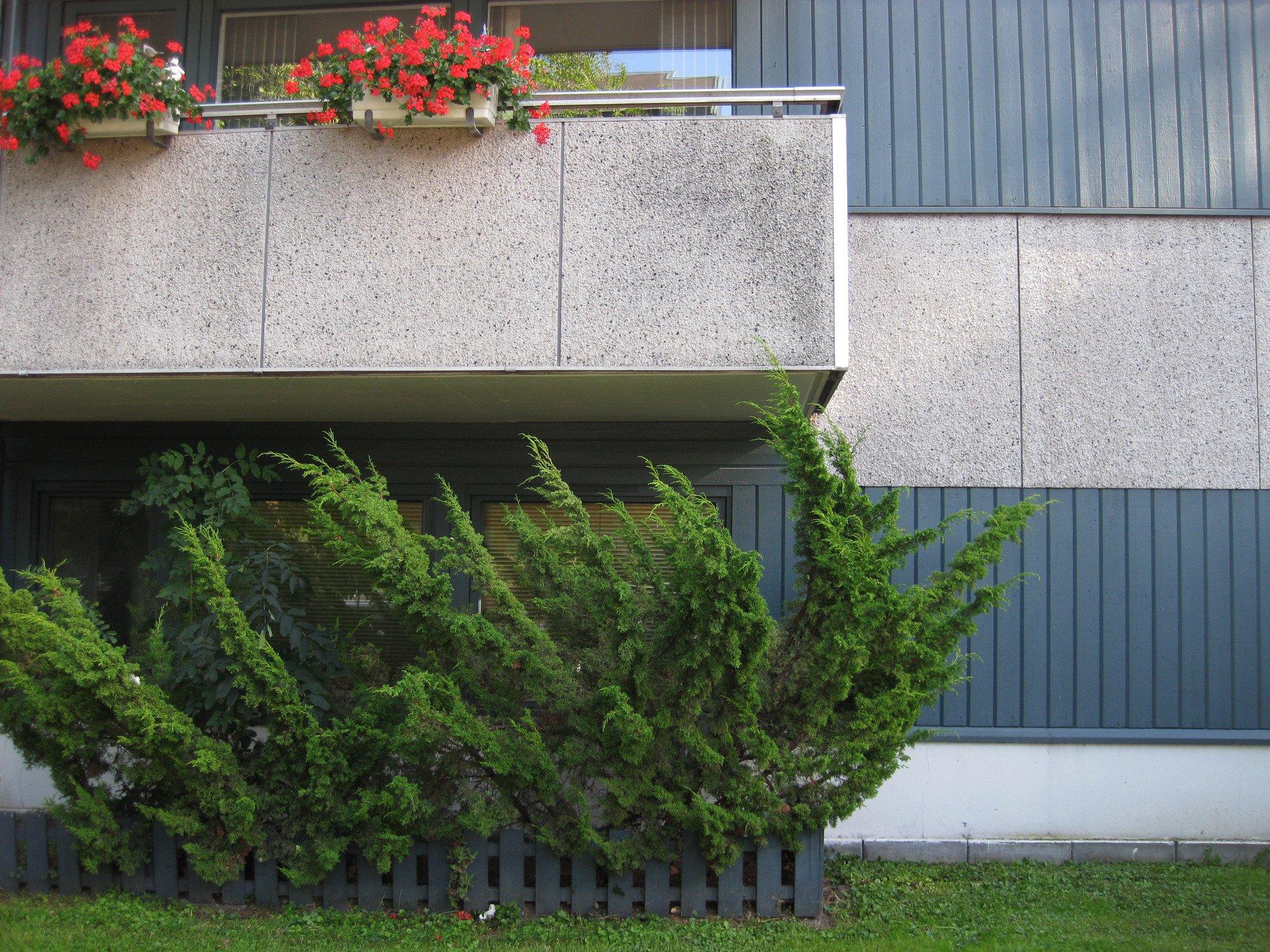 Warmebrucken Durch Auskragende Balkonplatten Altbau Aussenwand