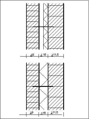 zweischalige au enw nde aus mauerwerk altbau au enwand konstruktion baunetz wissen. Black Bedroom Furniture Sets. Home Design Ideas