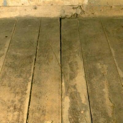 Sanierung Unebener Fussboden Altbau Boden Baunetz Wissen