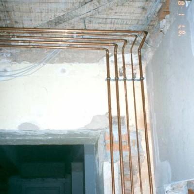 Wasserleitungen Erneuern Altbau erneuerung abflussleitungen altbau sanitär elektro