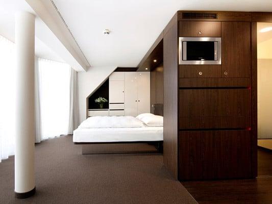 Wohnen Im Hotel München null energie hotel in münchen heizung wohnen baunetz wissen