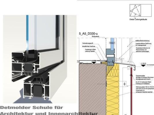 vorgeh ngte hinterl ftete fassaden vhf fassade fassadenarten baunetz wissen. Black Bedroom Furniture Sets. Home Design Ideas