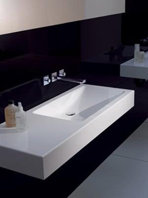 kompakte waschtische und m belwaschtische bad und sanit r waschpl tze baunetz wissen. Black Bedroom Furniture Sets. Home Design Ideas