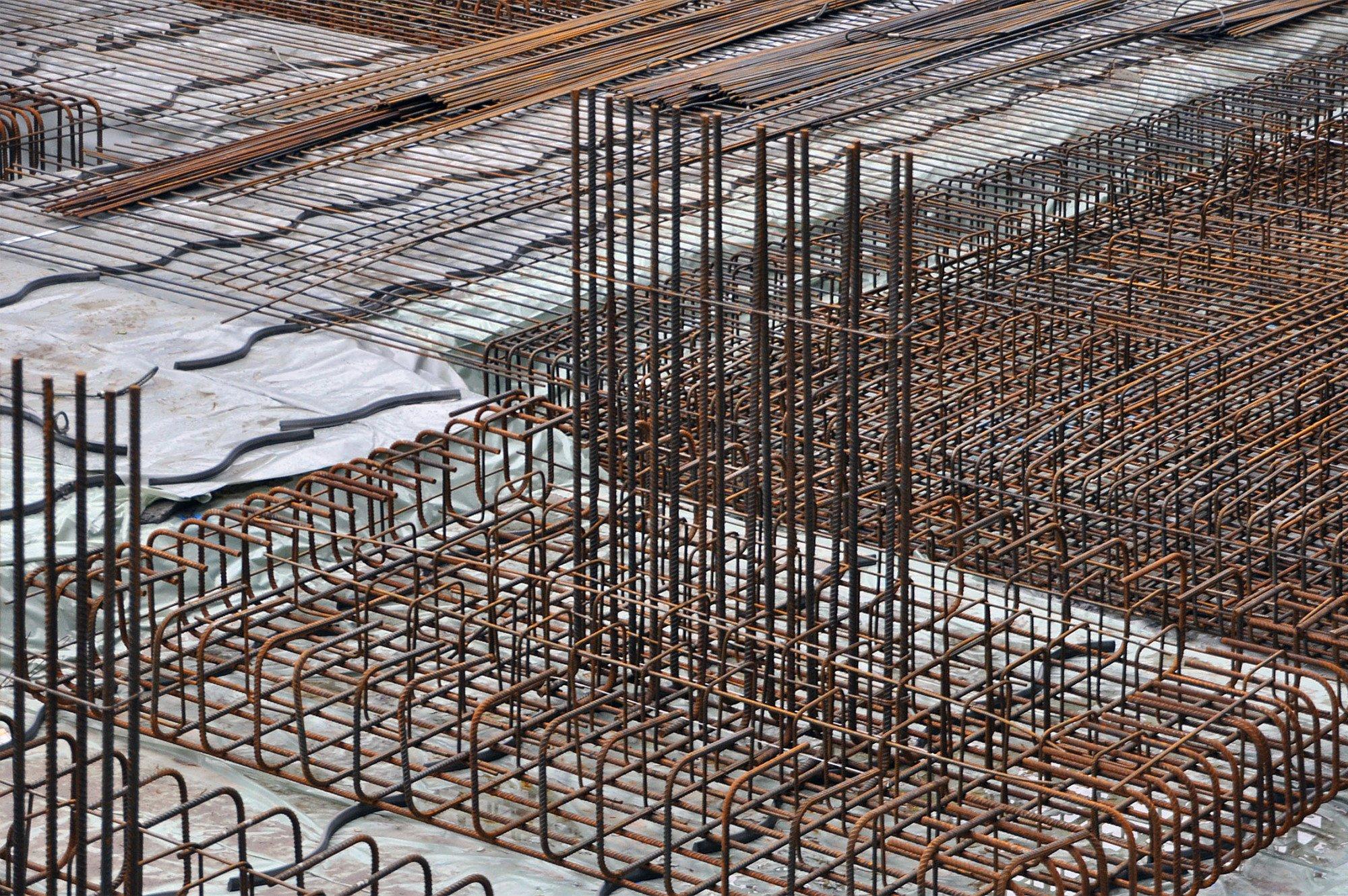 Stahlbewehrung Beton Bewehrung Baunetz Wissen