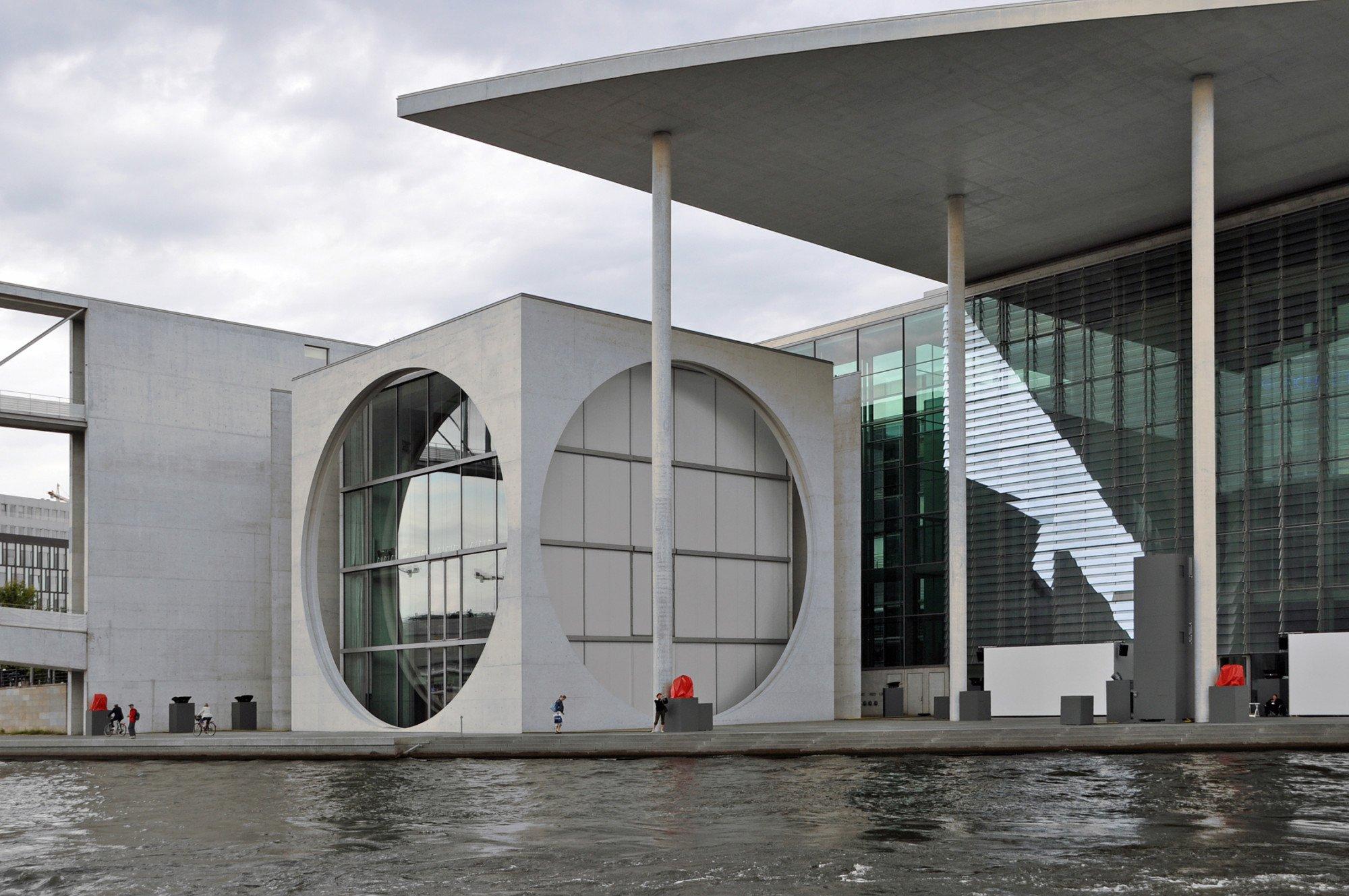 St tzen beton skelettbau baunetz wissen - Skelettbau architektur ...