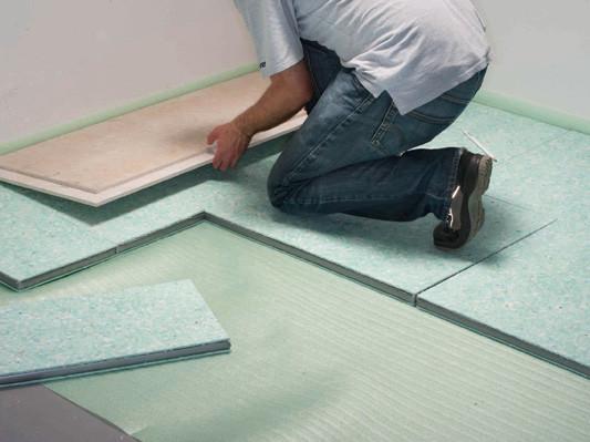 Fußboden Dämmung Druckfest ~ Vakuumpaneele für die innendämmung altbau news produkte
