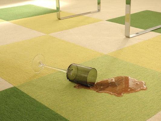 zusatzeignungen von textilen bel gen boden textile bodenbel ge baunetz wissen. Black Bedroom Furniture Sets. Home Design Ideas