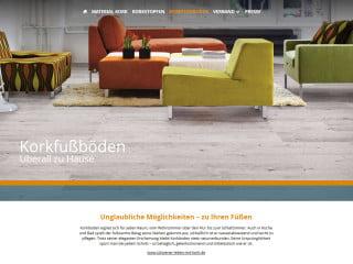 untergrund und verlegung von korkbel gen boden kork baunetz wissen. Black Bedroom Furniture Sets. Home Design Ideas
