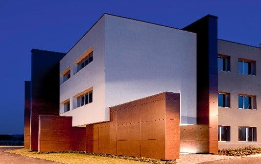 Hochdrucklaminatplatten Hpl Fassade Materialien