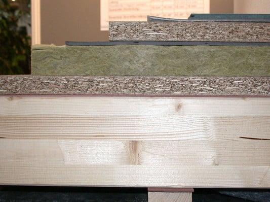 Fußboden Dämmen ~ Holzbalkendecke dämmstoffe boden decke baunetz wissen