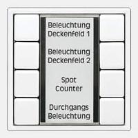 knx bussystem elektro geb udesystemtechnik baunetz wissen. Black Bedroom Furniture Sets. Home Design Ideas