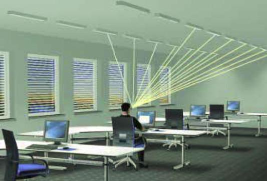 beleuchtungsqualit t mit elektronik elektro publikationen baunetz wissen. Black Bedroom Furniture Sets. Home Design Ideas