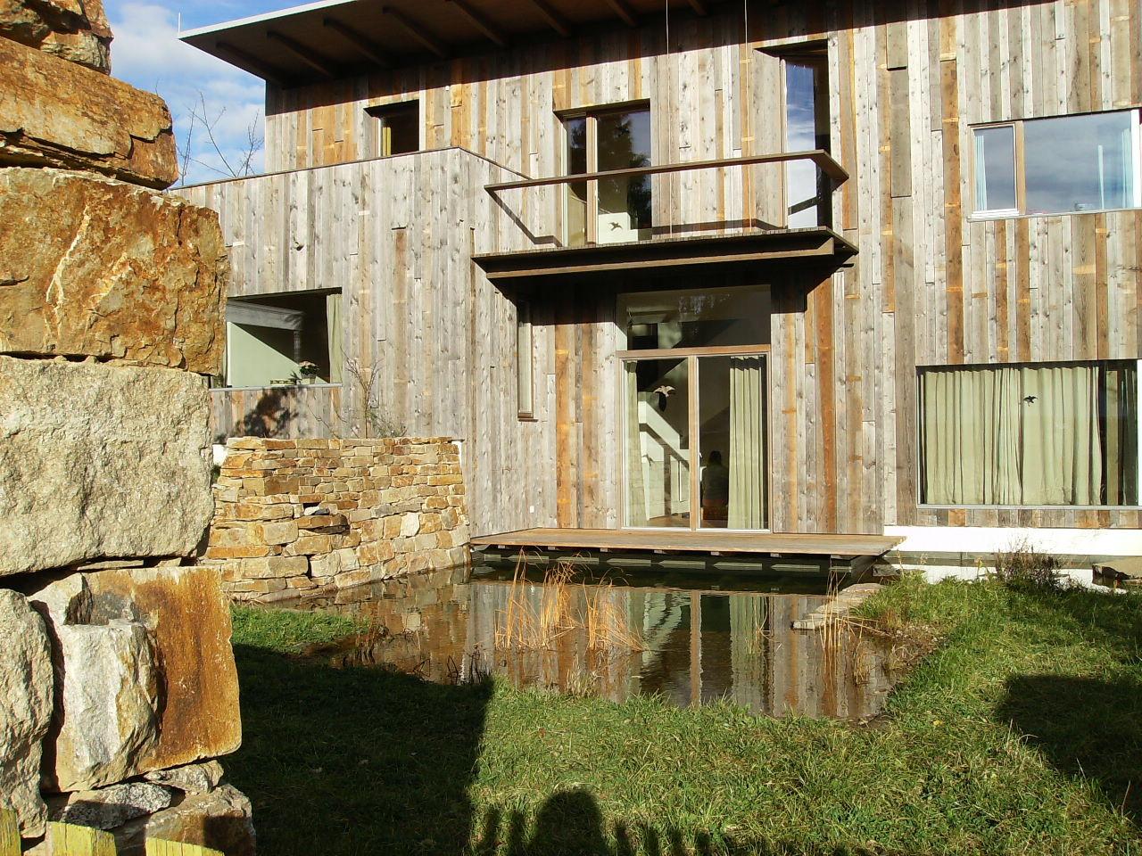 Wohnhaus in waidhofen an der thaya gesund bauen wohnen for Wohnhaus bauen