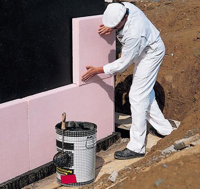 Häufig Kelleraußenwände dämmen | Dämmstoffe | Wand | Baunetz_Wissen QO35