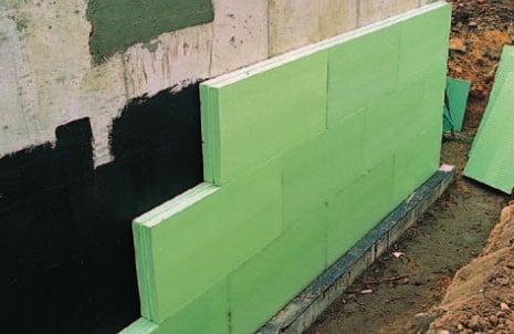 Relativ Kelleraußenwände dämmen | Dämmstoffe | Wand | Baunetz_Wissen UU57