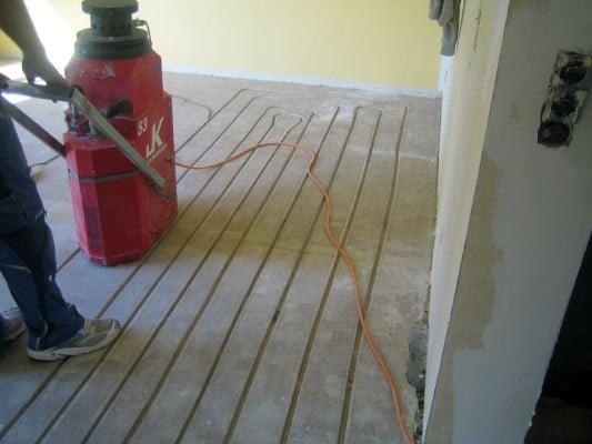 Fußbodenheizung Nachträglich Einbauen ~ Fußbodenheizung für bestandsbauten altbau news produkte