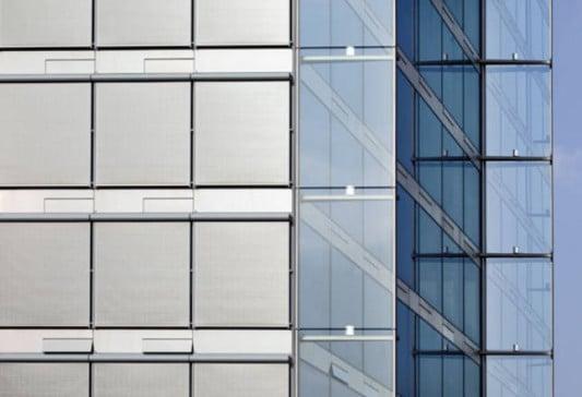 Sonderform Fassaden Mit Integrierter Photovoltaik