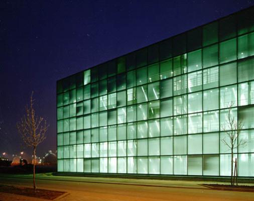 Tageslichtlenksysteme Fassade Zusatzelemente Baunetz