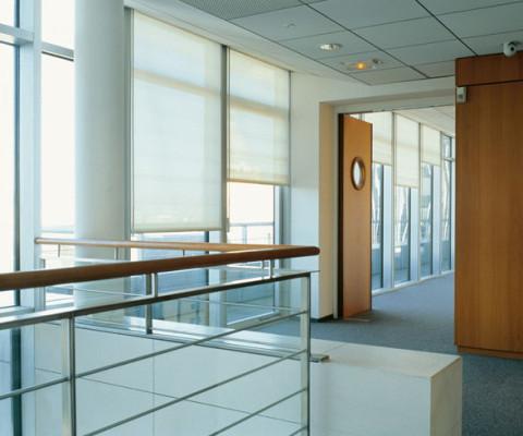 Sonnenschutz Innen Fassade Zusatzelemente Baunetz Wissen