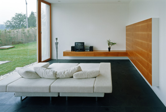 einfamilienhaus in steyr schiefer wohnen efh baunetz wissen. Black Bedroom Furniture Sets. Home Design Ideas