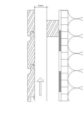 holz konstruktiver holzschutz fassade materialien baunetz wissen. Black Bedroom Furniture Sets. Home Design Ideas