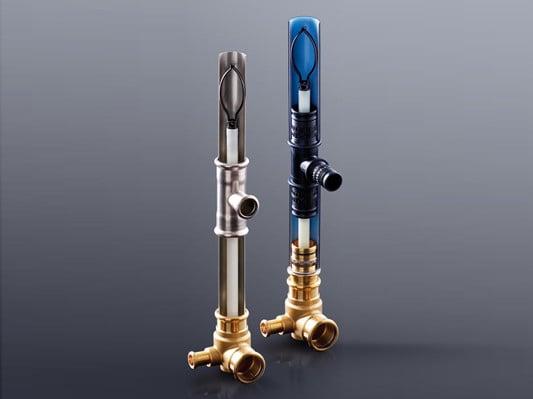 Rohrleitungen: Temperaturhaltesysteme   Gebäudetechnik   Trink ...