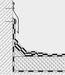 anschl sse an aufgehende bauteile flachdach detailzeichnungen baunetz wissen. Black Bedroom Furniture Sets. Home Design Ideas
