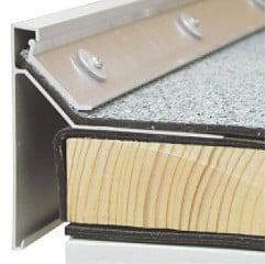 dachrandabschl sse flachdach detailzeichnungen. Black Bedroom Furniture Sets. Home Design Ideas
