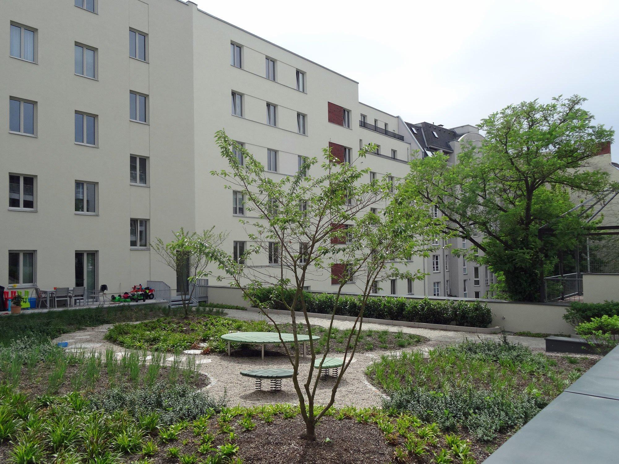 Auswahl der Pflanzen | Flachdach | Gründächer | Baunetz_Wissen