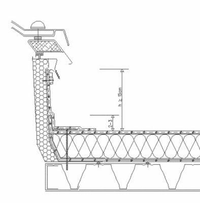 Anschlusse An Turen Flachdach Detailzeichnungen Baunetz Wissen