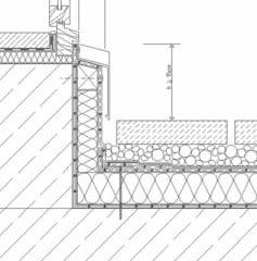 hinterl ufigkeit flachdach glossar baunetz wissen. Black Bedroom Furniture Sets. Home Design Ideas