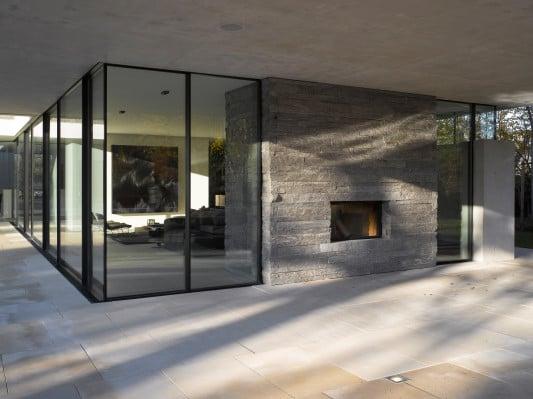 wohnhaus in gr nwald mauerwerk wohnen efh baunetz wissen. Black Bedroom Furniture Sets. Home Design Ideas
