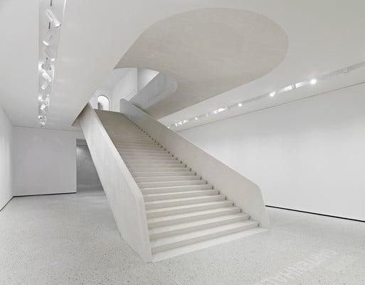 Treppen Frankfurt erweiterung des stä museums in frankfurt a m glas kultur