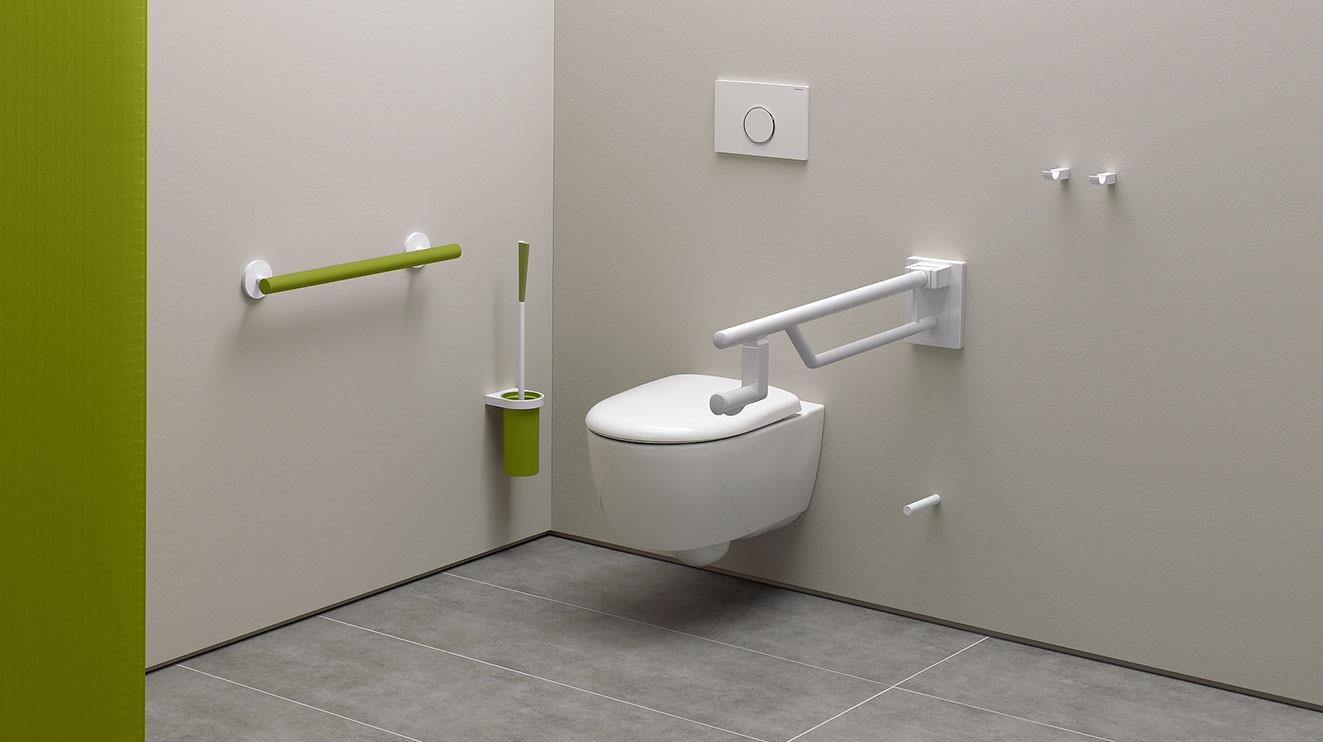 umbau eines sanit rraums zum rollstuhlgerechten bad bad und sanit r planungsgrundlagen. Black Bedroom Furniture Sets. Home Design Ideas