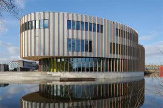 Forum Am Eckenberg Gymnasium In Adelsheim Fassade