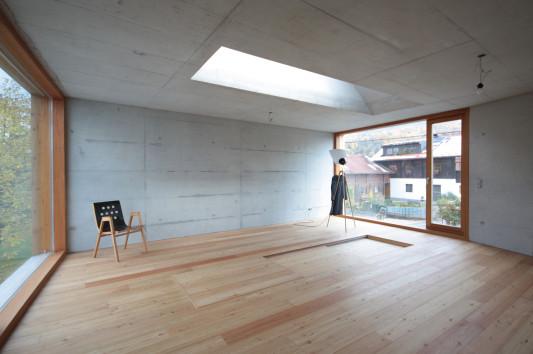 angedockter arbeits und schauraum in elsbethen boden ladenbau gewerbe baunetz wissen. Black Bedroom Furniture Sets. Home Design Ideas
