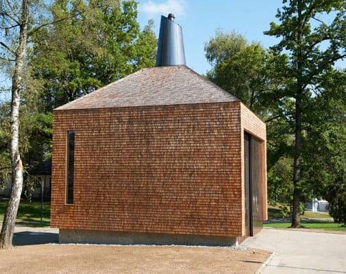 biomasseheizhaus in bad aibling heizung sonderbauten. Black Bedroom Furniture Sets. Home Design Ideas