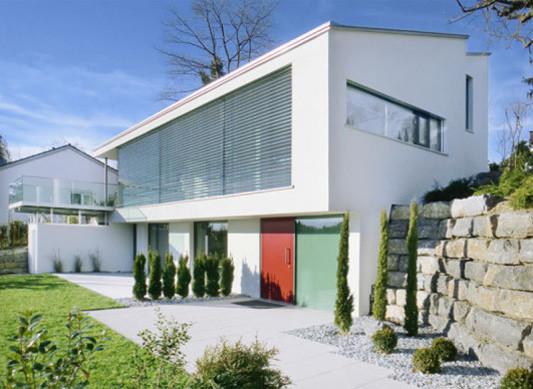 Wohnhaus in leonberg warmbronn gesund bauen wohnen for Wohnhaus bauen